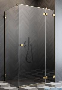 Radaway Essenza Pro Gold Kdj kabina 80x70cm prawa przejrzyste 10097080-09-01R/10098070-01-01