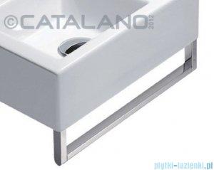 Catalano Verso reling do umywalki 35 cm Chrom 5P35VE00