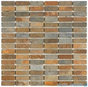 Dunin Zen mozaika kamienna 30x30 slate block mix 48