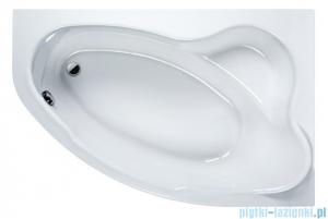 Sanplast Comfort Wanna asymetryczna prawa+stelaż WAP/CO 140x90+ST5 610-060-0150-01-000