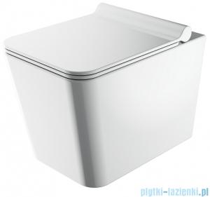 Omnires Boston miska WC wisząca + deska wolnoopadająca BOSTONMWBP