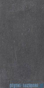 Paradyż Obsidiana grafit płytka podłogowa 29,8x59,8