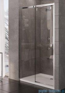 New Trendy Porta drzwi prysznicowe 140x200cm lewe szkło przejrzyste EXK-1137