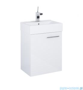Elita Tiny Set szafka z umywalką komplet 45x61x30cm biały połysk 165072