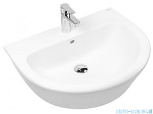 Oltens Jog umywalka 61x49 cm wisząca 41001000