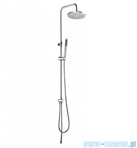Omnires SYS Y uniwersalny system prysznicowy z przełącznikiem mosiężnym chrom SYSYCR