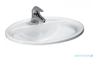 Laufen Pro B umywalka blatowa 56x44 biała H8139510001041