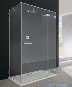 Radaway Euphoria KDJ+S Drzwi prysznicowe 90 prawe szkło przejrzyste 383612-01R/383221-01R