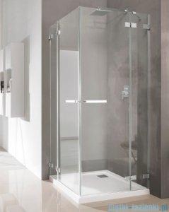 Radaway Euphoria KDD Kabina prysznicowa 80 część prawa szkło przejrzyste 383061-01R