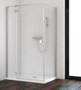 Radaway Essenza New Kdj kabina 100x80cm lewa szkło przejrzyste 385040-01-01L/384051-01-01