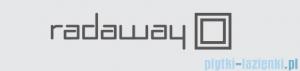 Radaway uszczelka pozioma Eos i Eos II, Fuenta New, Essenza New prawa do montażu bez listwy progowej 007-106700600