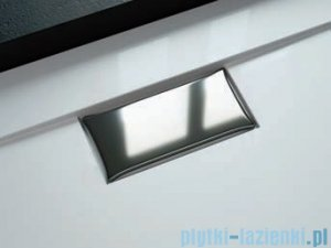 Polimat Comfort syfon brodzikowy + pokrywa chrom 09 01 012