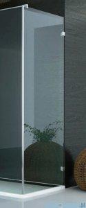 SanSwiss PUR PU31 Ścianka boczna wymiary specjalne 100-160/do 200cm cieniowane czarne PURDT3SM41055