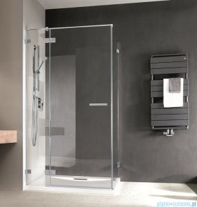 Radaway Euphoria KDJ Drzwi prysznicowe 110 lewe szkło przejrzyste 383812-01L/383241-01L