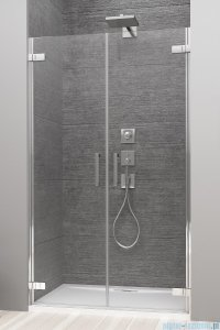 Radaway Arta Dwd drzwi wnękowe 90cm szkło przejrzyste 386031-03-01L/386031-03-01R