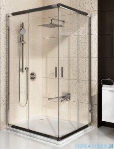 Ravak Blix BLRV2K drzwi prysznicowe 1/2 80cm satyna transparent Anticalc 1XV40U00Z1