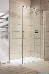 Espera KDJ Kabina Radaway prysznicowa 100x80 prawa szkło przejrzyste 380495-01R/380230-01<br />R/380148-01L