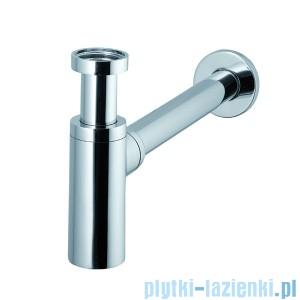 KFA Syfon butelkowy umywalkowy PREMIUM CLASS chrom 600-003-00