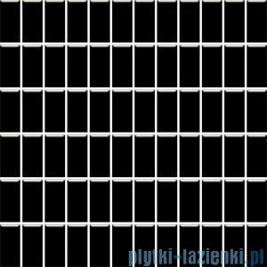 Paradyż Altea nero mozaika k2x4 29,8x29,8