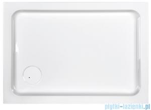 Sanplast Free Line brodzik prostokątny B/FREE 80x100x5 cm + stelaż 615-040-1370-01-000