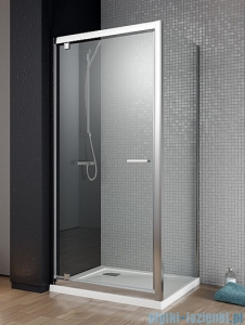 Radaway Twist DW+S Kabina prysznicowa 100x90 szkło przejrzyste 382003-01/382012-01