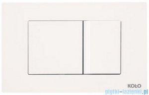 Koło Play przycisk spłukujący biały 94152-001