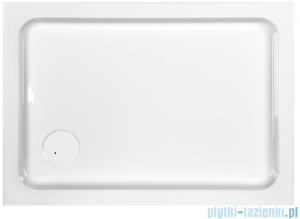 Sanplast Free Line brodzik prostokątny B/FREE 80x140x9 cm + stelaż 615-040-0210-01-000
