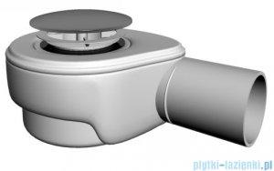 Akces Speed syfon brodzikowy czyszczony od góry 50mm chrom 19277