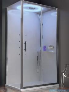 Novellini Eon kabina prostokątna z hydromasażem 100x80 prawa EONA100DM1-1AK
