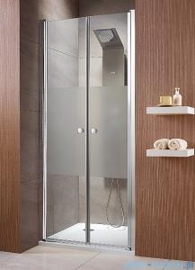 Radaway Eos DWD Drzwi wnękowe 90 szkło intimato 37703-01-12N