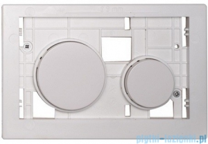 Tece Płytka z przyciskami-do WC Teceloop białe 9.240.663