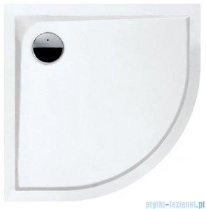 Sanplast Prestige brodziki półokrągłe BP/PR 100x100x3 cm 615-070-0740-01-000