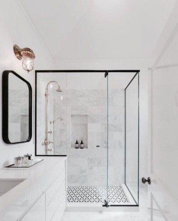 Czarne wykończenie łazienki od A do Z