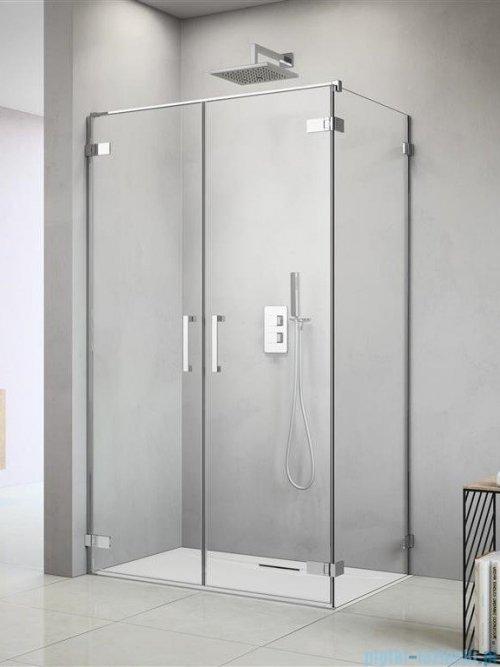 Radaway Arta Dwd+s kabina 95 (40L+55R) x70cm lewa szkło przejrzyste ShowerGuard