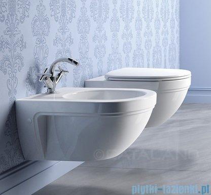 Catalano Canova Royal Wc 55 miska WC wiszący 55x36cm biały 1VSCR00