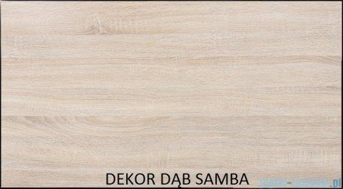 Antado Spektra ceramic szafka podumywalkowa 2 szuflady 72x43x50 dąb samba 670747