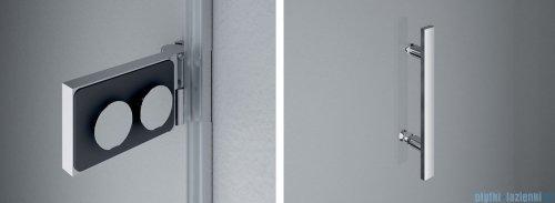 SanSwiss PUR PU31P drzwi lewe 90x200cm przejrzyste PU31PG0901007