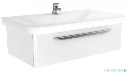 New Trendy Sfero szafka umywalkowa 90 cm biały połysk ML-9095