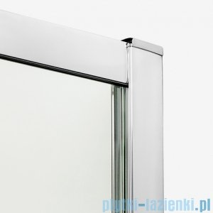 New Trendy New Corrina kabina przyścienna 100x90x195 cm przejrzyste K-0477
