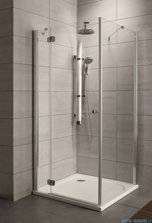 Radaway Torrenta Kdj Kabina prysznicowa 100x75 lewa szkło przejrzyste