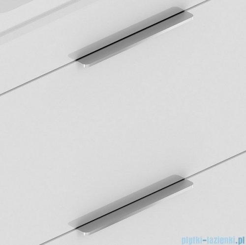 New Trendy Impera szafka umywalkowa 70 cm biały połysk ML-8089