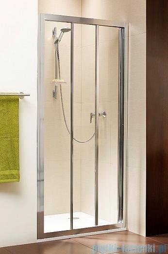 Radaway Treviso DW Drzwi wnękowe 100 szkło fabric