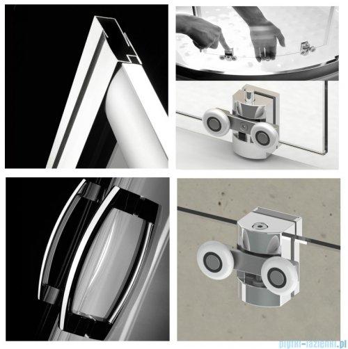Radaway Premium Plus DWJ Drzwi wnękowe 150 szkło przejrzyste 33343-01-01N
