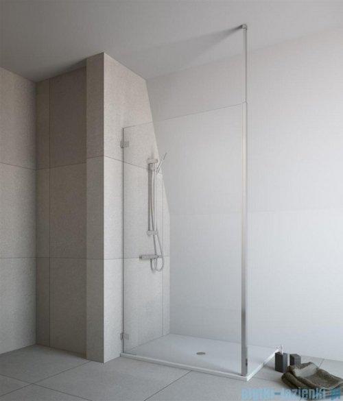 Radaway Modo New IV kabina Walk-in 120x80 szkło przejrzyste 389614-01-01/389084-01-01