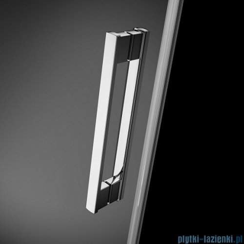 Radaway Idea Kdd kabina 100x90cm szkło przejrzyste + brodzik Doros D + syfon