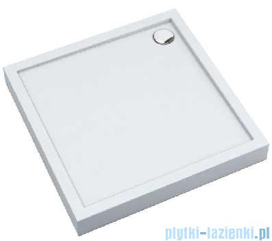 Schedpol Competia New brodzik kwadratowy z SafeMase 75x75x12cm 3.4686