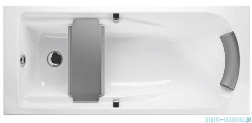 Koło Comfort Plus Wanna prostokątna 160x80cm z uchwytami