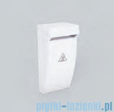 Novellini Glax 3 kabina masażowo-parowa 120x80 lewa srebrny GL32P129ST1N-1B