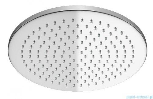 Kohlman Boxine zestaw prysznicowy chrom deszczownica