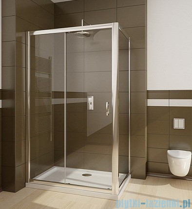 Radaway Premium Plus S Ścianka boczna 80 szkło przejrzyste